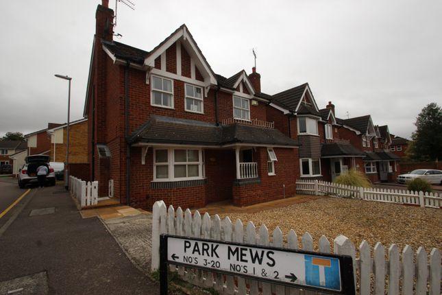 Room to rent in Park Mews, Wellingborough NN8