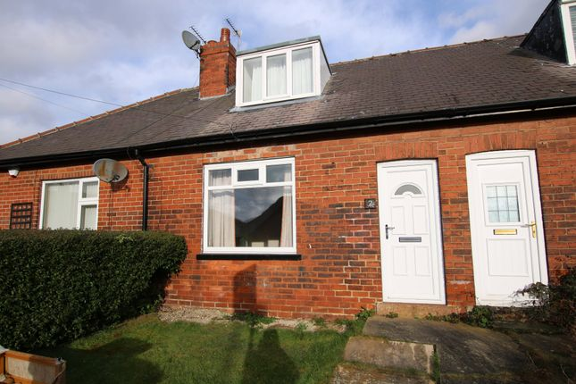 Thumbnail Terraced bungalow for sale in Sunny View, East Ardsley, Wakefield