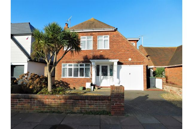 Thumbnail Detached house for sale in Seafield Avenue, Worthing