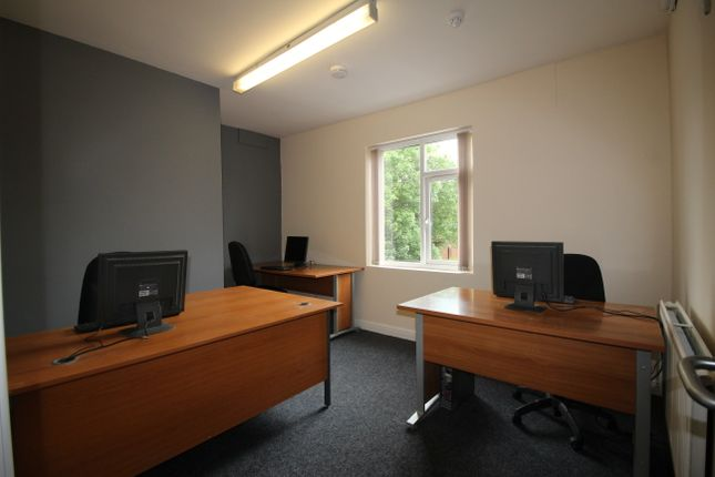 Office to let in Sheffield Road, Chesterfield