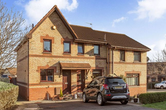 Thumbnail End terrace house for sale in 26 Speedwell Avenue, Danderhall
