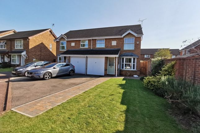 Thumbnail Semi-detached house for sale in The Holt, Gloucester