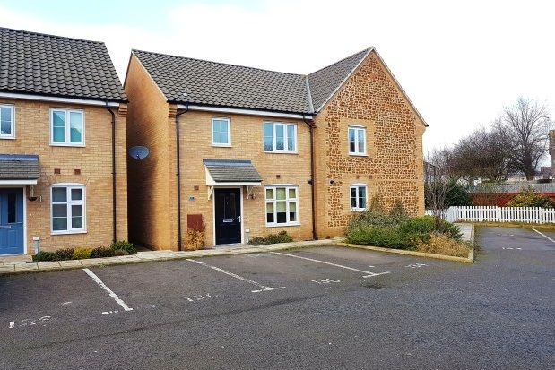 Thumbnail Property to rent in Fred Ackland Drive, King's Lynn