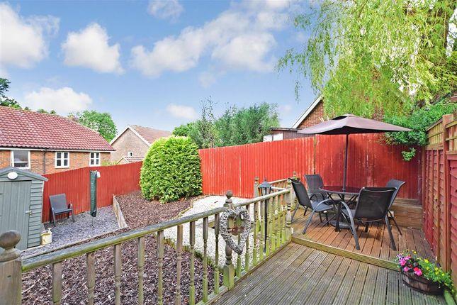 Thumbnail Semi-detached house for sale in Meadow Grove, Sellindge, Ashford, Kent