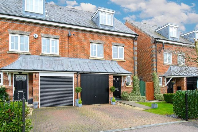 4 bed semi-detached house for sale in Moore Crescent, Houghton Regis, Dunstable