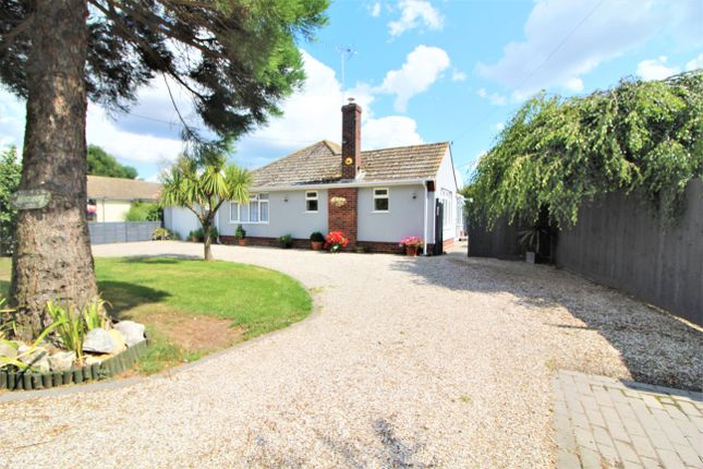 2 bed bungalow to rent in Westbury Road, Great Holland CO13