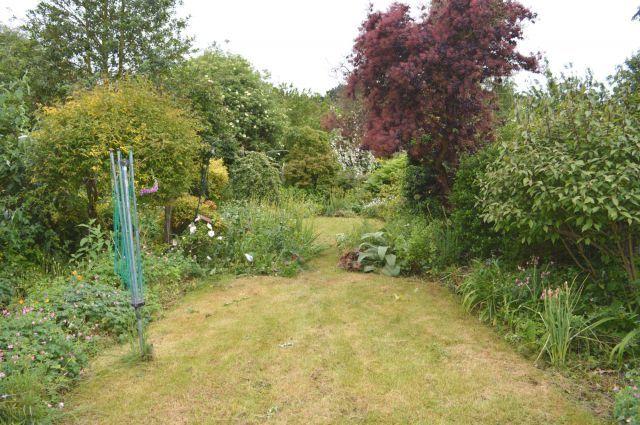 Rear Garden of Fir Tree Walk, Westone, Northampton NN3