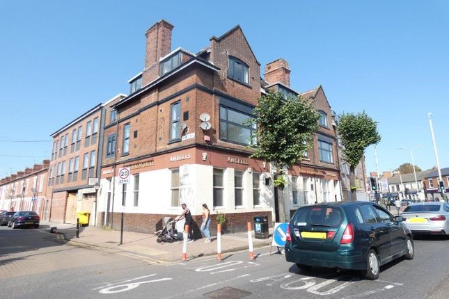 Thumbnail Flat to rent in Belgrave Road, Leicester