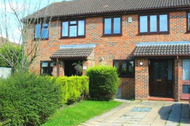 Thumbnail Terraced house to rent in Chesterblade Lane, Bracknell, Berkshire