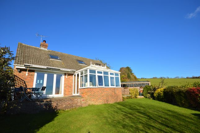 Thumbnail Detached bungalow for sale in Teddars Leas Road, Etchinghill, Folkestone