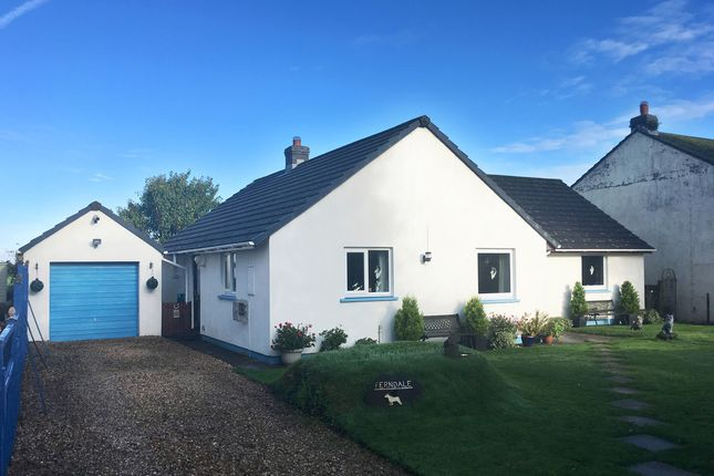 Thumbnail Detached bungalow for sale in Hayscastle, Haverfordwest
