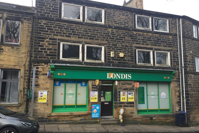 Thumbnail Retail premises for sale in Huddersfield, West Yorkshire