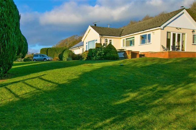 Thumbnail Detached bungalow for sale in Trofarth, Abergele