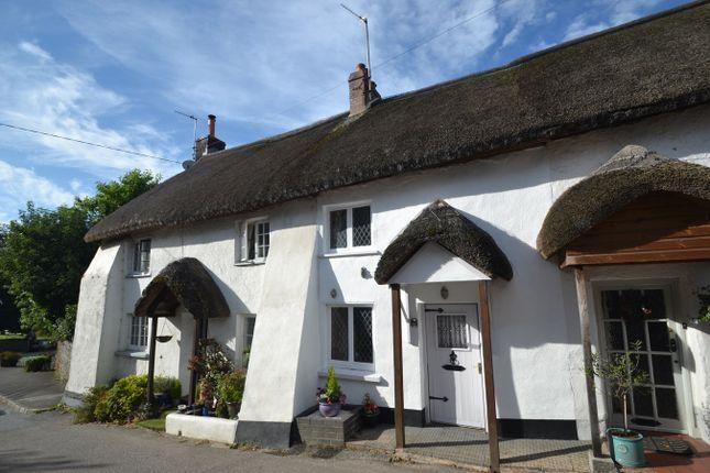 Thumbnail Cottage for sale in Village Street, Bishops Tawton, Barnstaple
