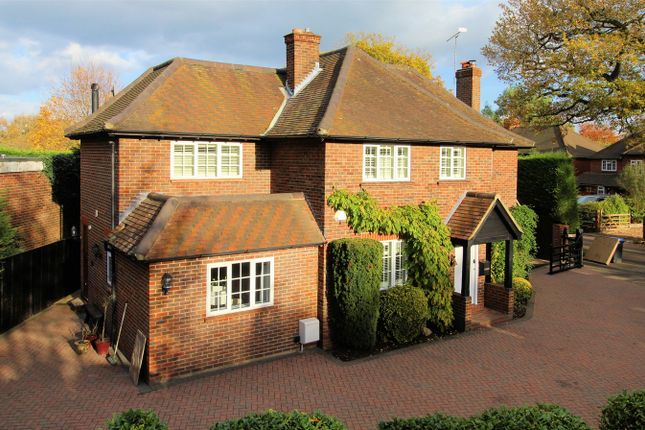 Thumbnail Detached house for sale in Sutton Green, Guildford, Surrey