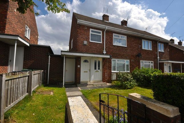 Thumbnail Flat for sale in Grindon Lane, Springwell, Sunderland