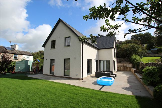 Thumbnail Detached house for sale in Low Leasgill House, Leasgill, Milnthorpe, Cumbria