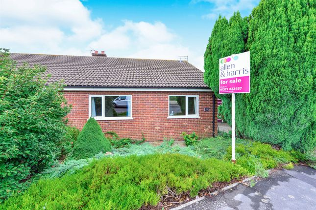 Thumbnail Semi-detached bungalow for sale in Castle View, Westbury
