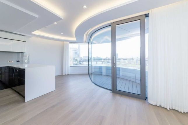 Thumbnail Terraced house to rent in Albert Embankment, London