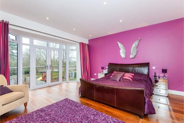 Master Bedroom of Engleton Lane, Brewood, Stafford, Staffordshire ST19