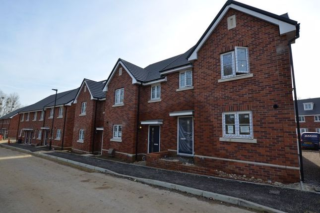 Thumbnail Terraced house to rent in Weston Way, Eastleigh