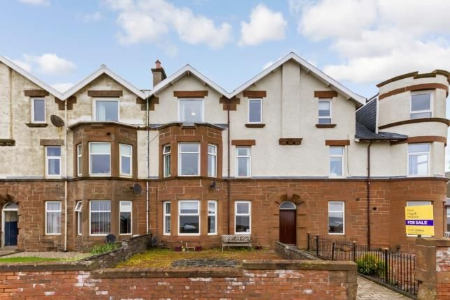 Thumbnail Flat for sale in Titchfield Road, Troon, South Ayrshire, -