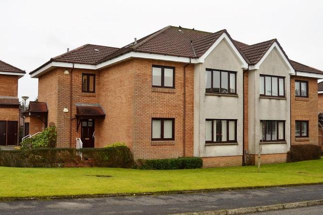 Thumbnail Flat to rent in Fairfield Drive, Clakston, Glasgow