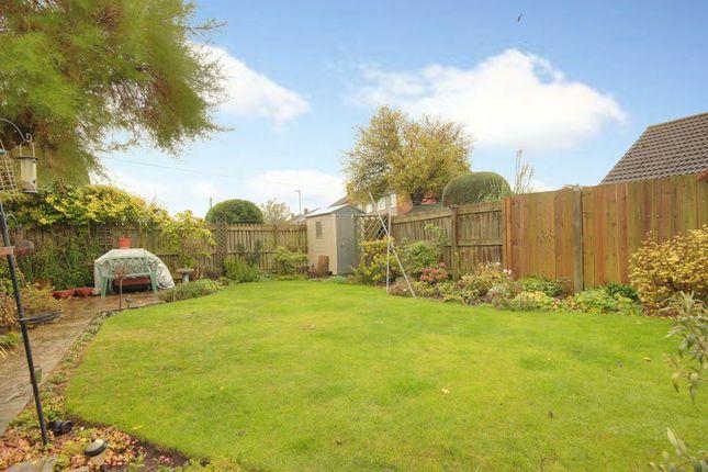 Garden At Back of Crawshaw Avenue, Beverley HU17