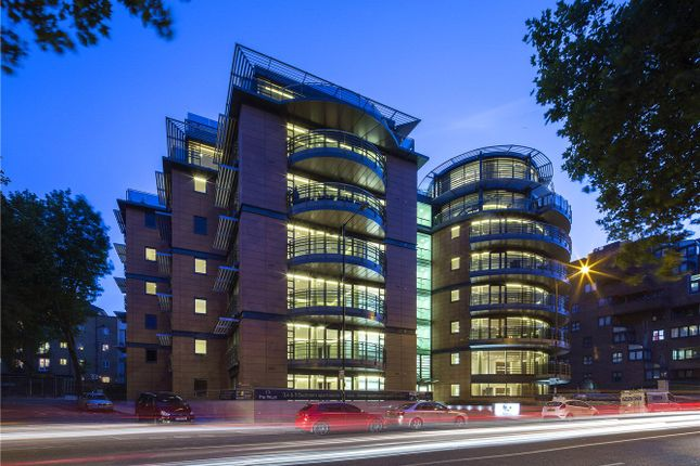 Thumbnail Flat for sale in Penthouse B The Atrium, 127-131 Park Road, St John's Wood