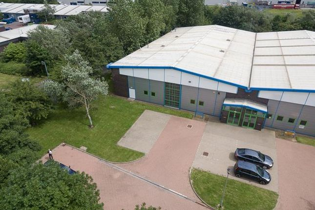 Thumbnail Light industrial to let in Raleigh Court, Riverside Business Park, Middlesbrough