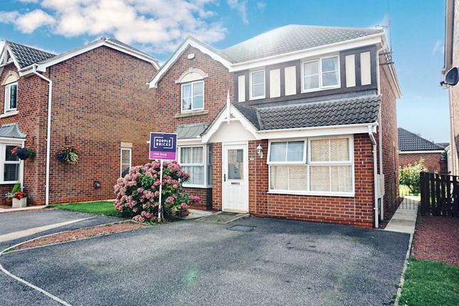 Thumbnail Detached house for sale in Catherine Mcauley Close, Hull