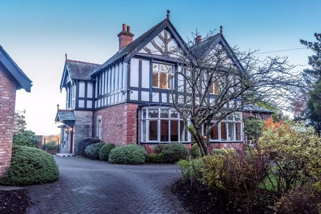 Thumbnail Detached house for sale in Dark Lane, Lathom, Ormskirk