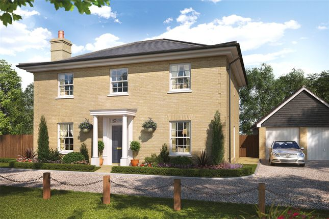 Thumbnail Detached house for sale in Plot 38 Heronsgate, Blofield, Norwich, Norfolk