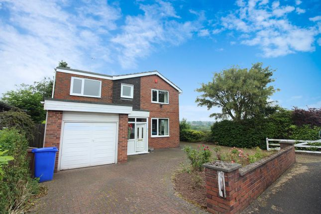 Thumbnail Detached house for sale in York Road, Stoke-On-Trent