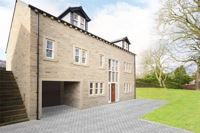 Thumbnail Detached house for sale in Laurel Park, Wilsden, West Yorkshire