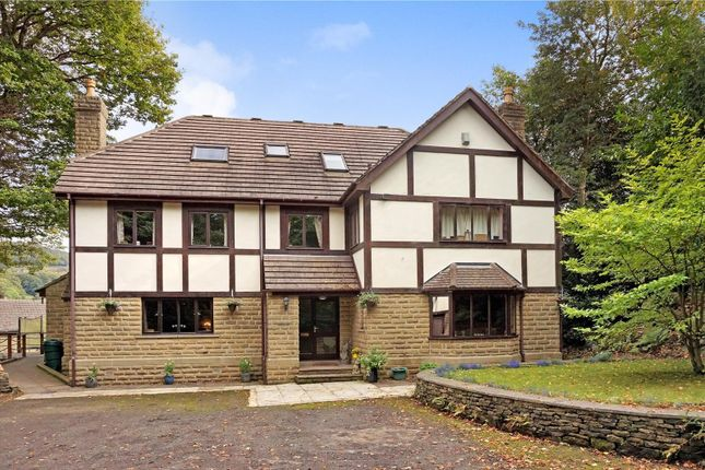 Thumbnail Detached house for sale in Miry Lane, Thongsbridge, Holmfirth