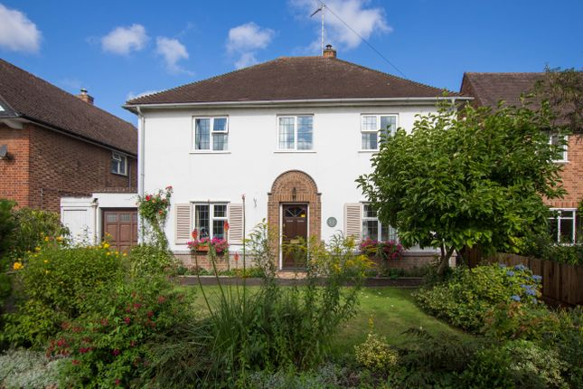 Thumbnail Detached house for sale in Fendon Road, Cambridge