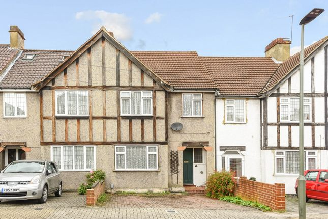 Thumbnail Terraced house for sale in Chatsworth Avenue, Bromley