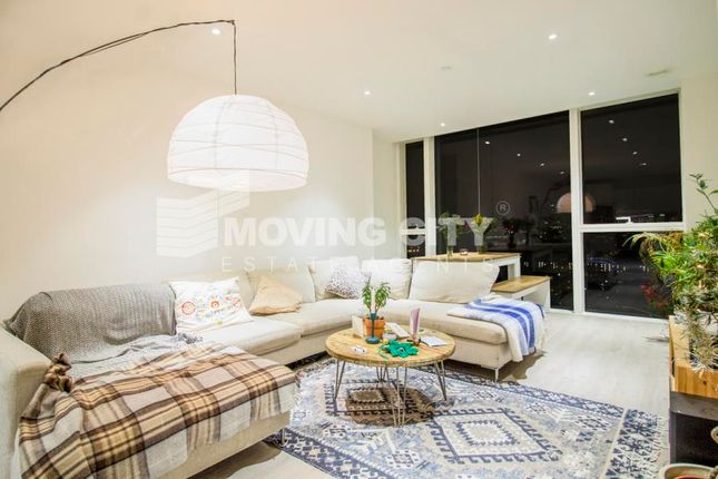 Thumbnail Flat to rent in Skyline Tower, Woodberry Down