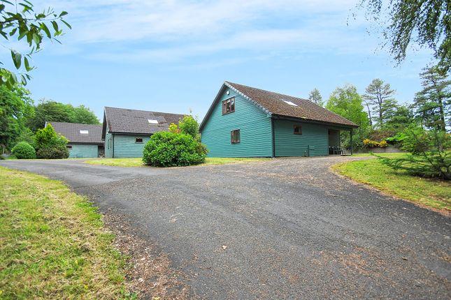 Thumbnail Lodge for sale in Gartness Road, Drymen