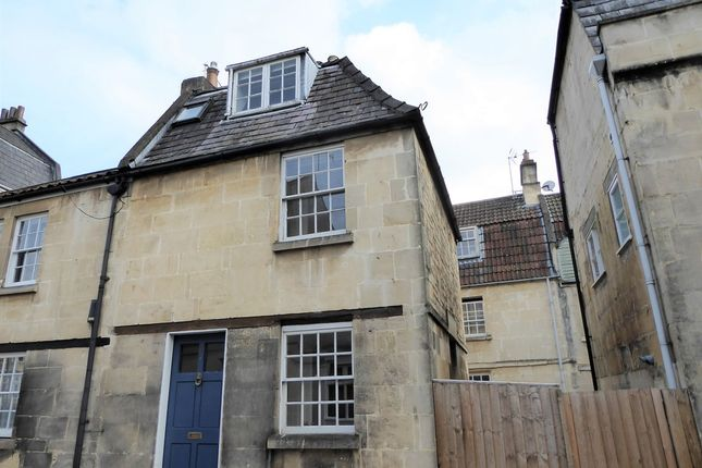Thumbnail Terraced house to rent in Little Stanhope Street, Bath