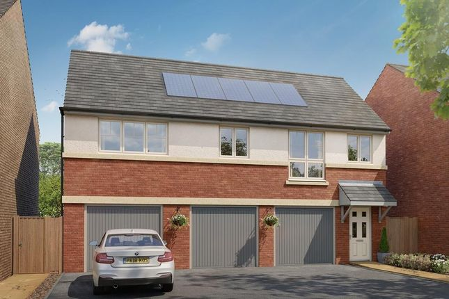 "Thumbnail Terraced house for sale in ""Anker"" at Whitworth Park Drive, Houghton Le Spring"