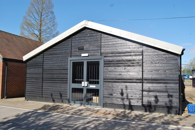 Thumbnail Commercial property to let in Ongar