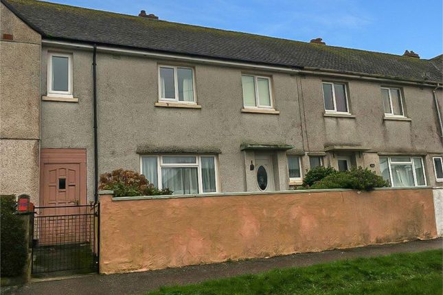 Thumbnail Terraced house to rent in Grenville Road, Falmouth