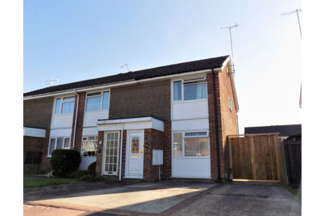 Thumbnail Semi-detached house for sale in Avalon Way, Worthing