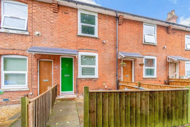 Thumbnail Terraced house for sale in Highfield, Southampton, Hampshire