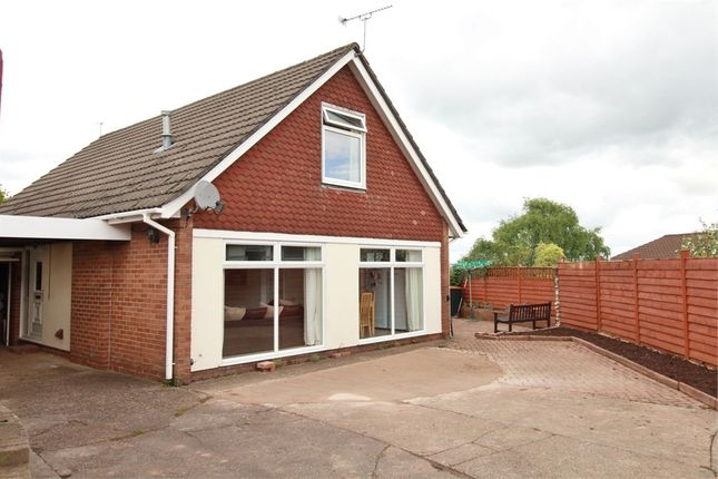 Thumbnail Detached bungalow for sale in Northfield Road, Caerleon, Newport