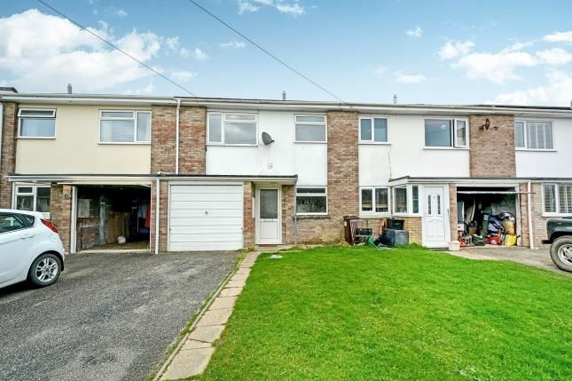 Thumbnail Terraced house for sale in Quintrell Downs, Newquay, Cornwall