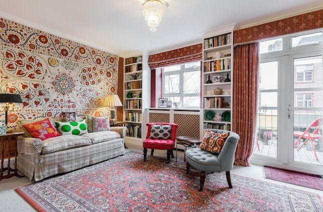 Thumbnail Flat to rent in 96 Longlands Court, Portobello Road, London, United Kingdom, London (Gb)
