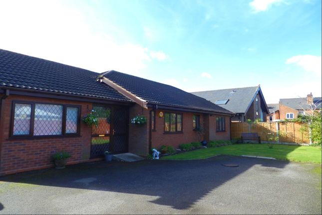 Thumbnail Bungalow for sale in New Street, Castle Bromwich, Birmingham